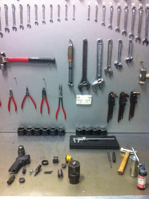 Service & Repair - Air Tool Solutions
